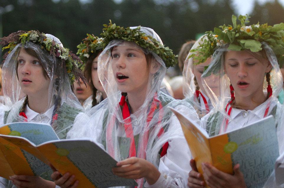 Bildergebnis für Liederfest (Lettland)